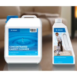 Concentrated Carpet Cleaner