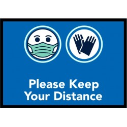 Keep Your Distance with...